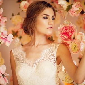 Простые свадебные платья 2016