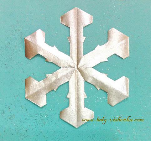 Снежинки для детей