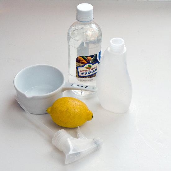 Средство для мытья окон своими руками