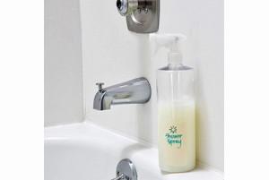 Средство для ухода за ванной своими руками