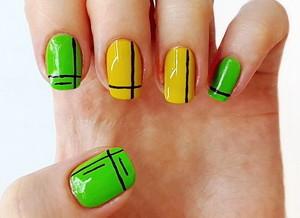 Мастер класс Летний дизайн ногтей 2016