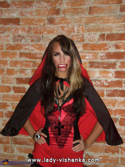 Красная шапочка - вампир