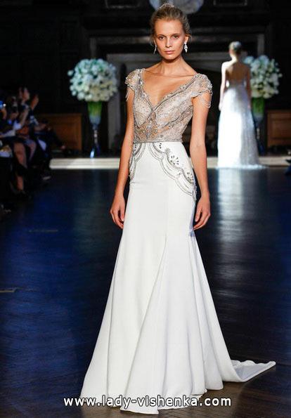 Свадебные платья с закрытыми плечами 2016 - Alon Livne