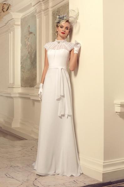 Свадебные платья с закрытыми плечами 2016 - Tatiana Kaplun