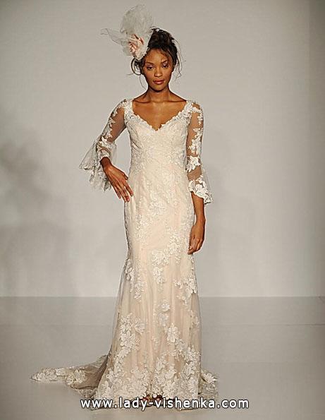 Свадебные платья с кружевными рукавами - Sottero and Midgley