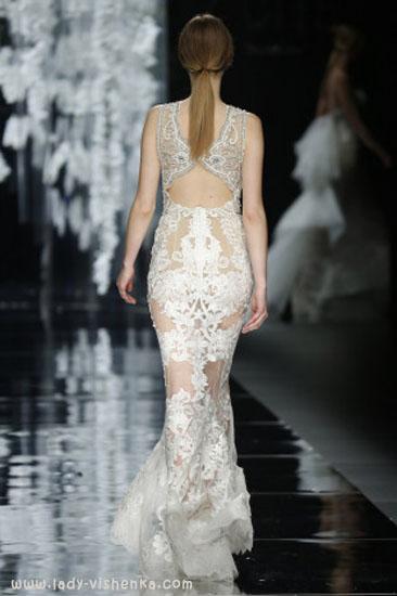 Свадебные платья - новинки YolanCris