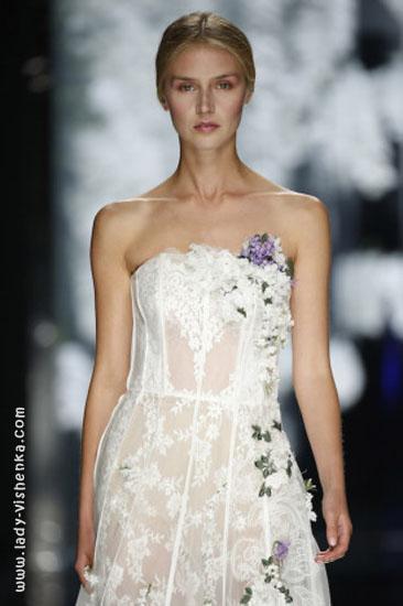 Модные свадебные платья YolanCris