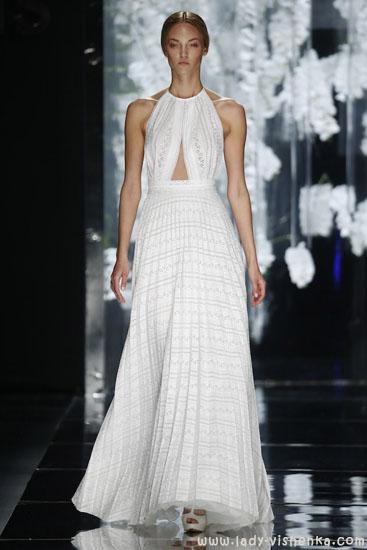 Свадебная мода - платья YolanCris