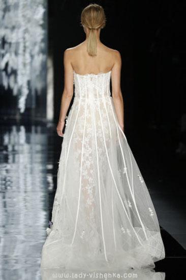 Самые красивые свадебные платья YolanCris