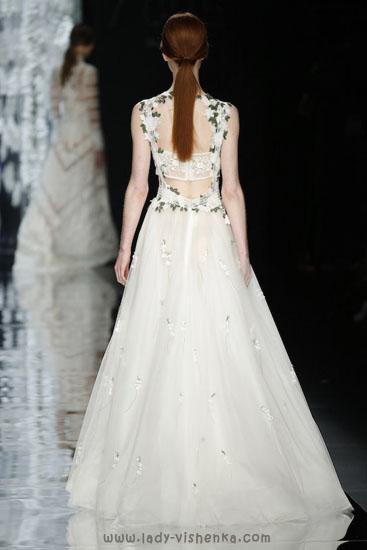 Красивые свадебные платья YolanCris